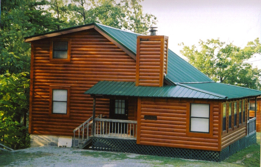 Pigeon forge tn lodging vacation rentals pigeon forge for Pigeon forge cabins with fishing